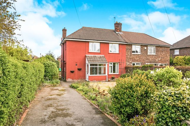 3 bed semi-detached house for sale in Frankby Road, Newton, West Kirby