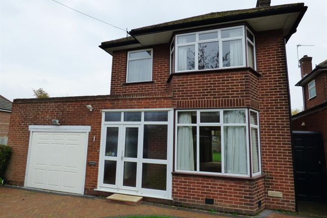 Thumbnail Detached house for sale in Langdale Terrace, Manor Way, Borehamwood