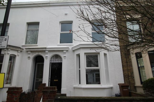 Thumbnail Property to rent in Clifden Road, Hackney