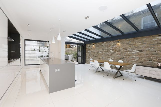 Thumbnail Semi-detached house for sale in Hamlet Road, Upper Norwood