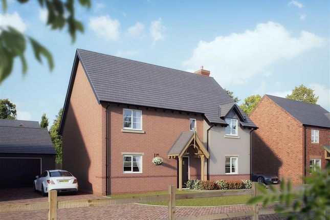 Detached house for sale in Swithins Wood, Lower Quinton, Stratford Upon Avon