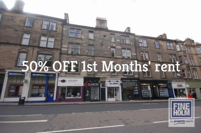 Thumbnail Flat to rent in Roseburn Terrace, Edinburgh, Midlothian