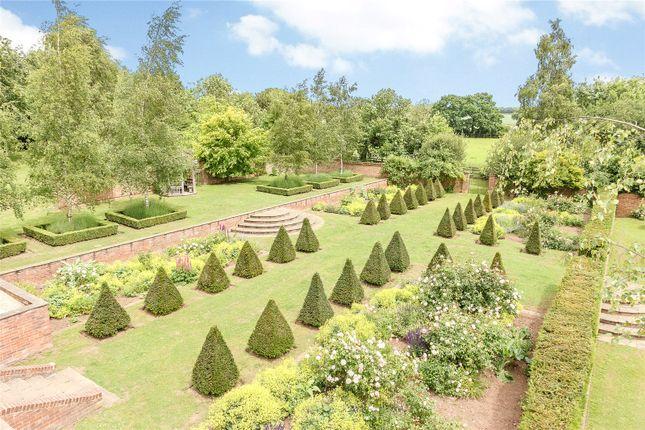 Garden of Church Hill, Hempstead, Saffron Walden, Essex CB10