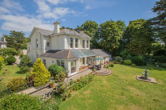 Thumbnail Detached house for sale in The Palms, Lower Warberry Road, Torquay