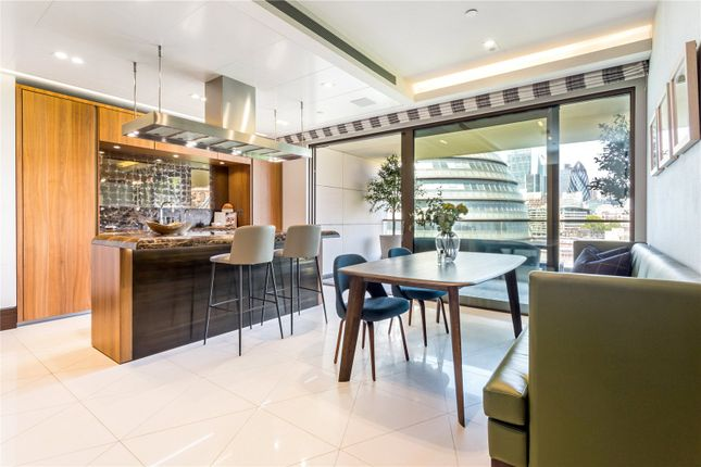 Thumbnail Flat for sale in Blenheim House, One Tower Bridge, Shad Thames, London