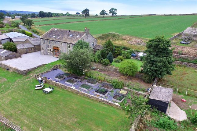 Thumbnail Barn conversion for sale in Skipton Road, Silsden, Keighley
