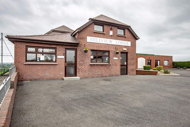 Thumbnail Detached house for sale in Newtownhamilton Road, Armagh