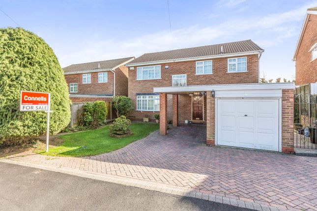 Thumbnail Detached house for sale in Myring Drive, Sutton Coldfield