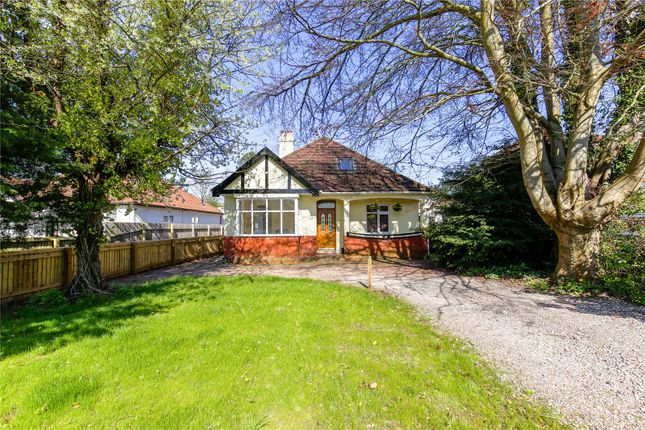 Thumbnail Bungalow for sale in Coombe Lane, Stoke Bishop, Bristol