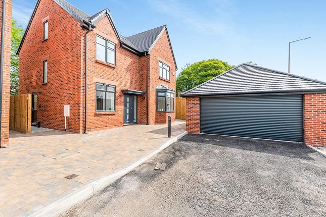 Thumbnail Detached house for sale in Water Tower Drive, Eccleston Park, Prescot