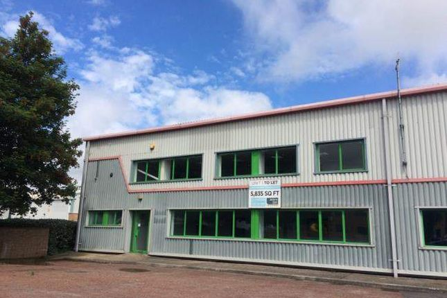 Thumbnail Industrial to let in Springmeadow Road, Springmeadow Business Park, Cardiff