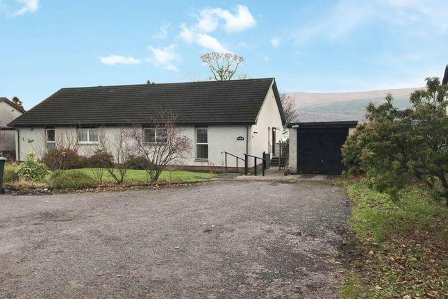 Thumbnail Semi-detached bungalow for sale in 5 Manse Crescent, Inveraray