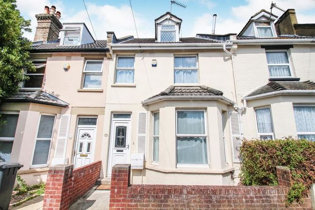 Thumbnail Terraced house to rent in Windham Road, Boscombe, Bournemouth