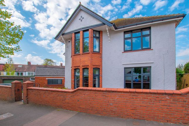 Thumbnail Detached house for sale in Waterloo Road, Cardiff