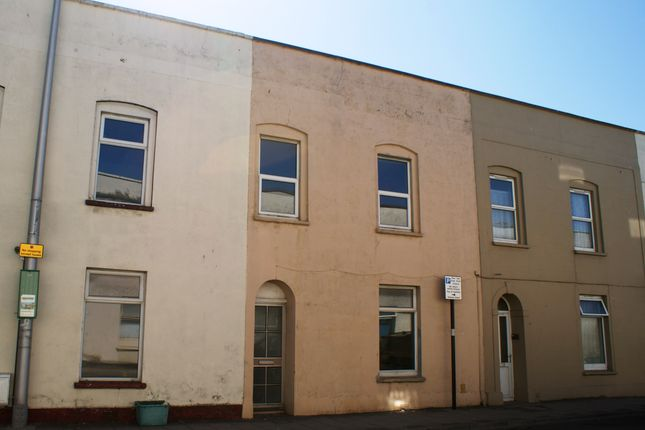 Thumbnail Terraced house to rent in Alfred Street, Weston Super Mare
