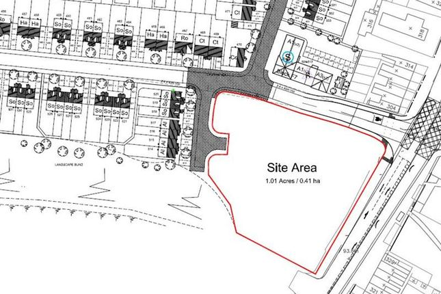 Thumbnail Land for sale in Paragon Park, Stoney Stanton Road, Coventry, West Midlands