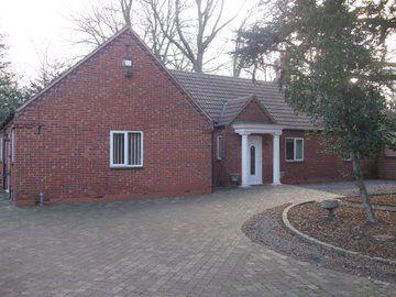 Thumbnail Detached bungalow for sale in Belfield Gardens, Long Eaton