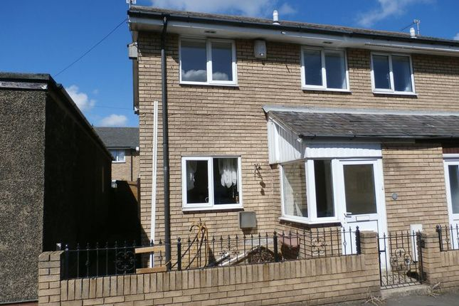 Thumbnail Semi-detached house to rent in Byron Street, Amble, Morpeth