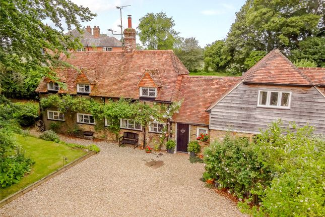 Thumbnail Detached house for sale in Wingate Lane, Long Sutton, Hook, Hampshire