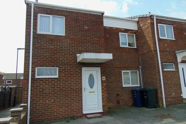 Thumbnail Link-detached house to rent in Gofton Walk, Westerhope, Newcastle Upon Tyne