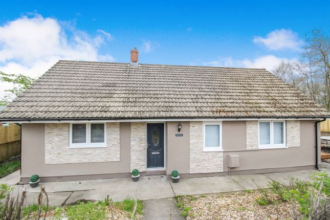 Thumbnail Detached bungalow for sale in Honeyfield Road, Rassau, Ebbw Vale
