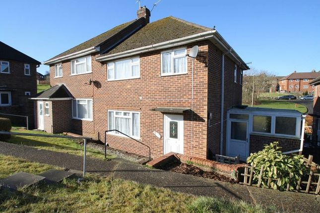 Thumbnail Semi-detached house to rent in Youens Road, High Wycombe