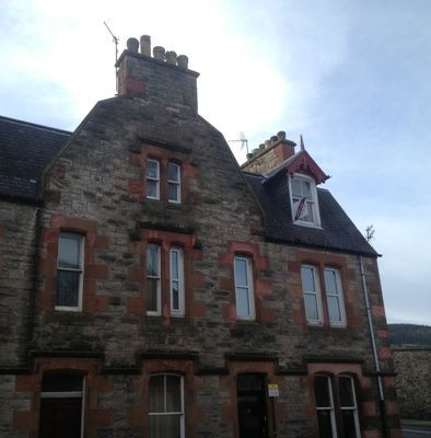 Thumbnail Flat to rent in Scott Street, Galashiels