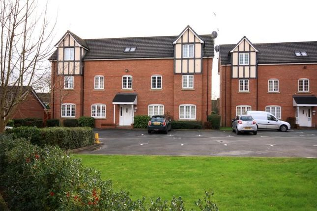 Thumbnail Flat to rent in Clough Court, Nantwich
