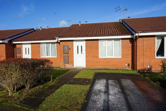 Thumbnail Terraced bungalow for sale in Maypool Drive, South Reddish