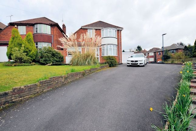 Thumbnail Detached house for sale in Highfield Lane, Quinton, Birmingham