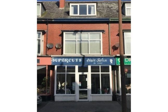Retail Premises For In St Albans Road Annes Lytham