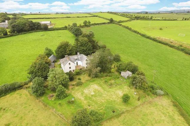Thumbnail Detached house for sale in Stoke Climsland, Callington