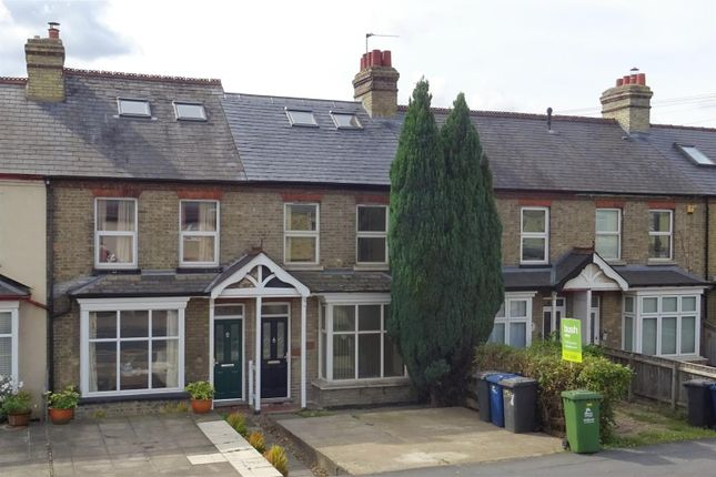 Thumbnail Terraced house for sale in Cherry Hinton Road, Cherry Hinton, Cambridge