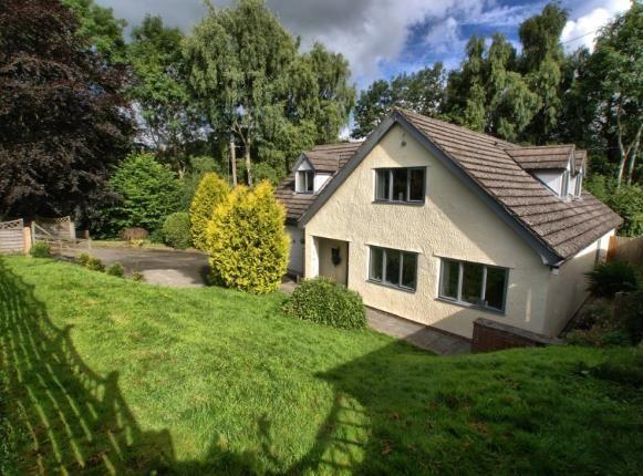 Thumbnail Detached house for sale in Llansannan, Denbigh, Conwy, North Wales