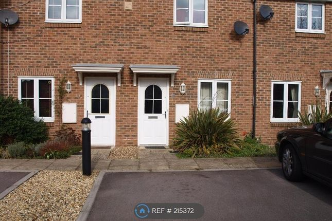 Thumbnail Terraced house to rent in Angus Close, Winnersh
