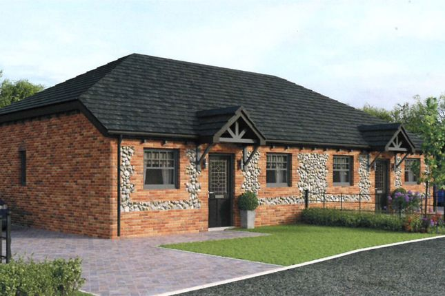 Thumbnail Semi-detached bungalow for sale in Mundesley Beck, Mundesley, Norwich