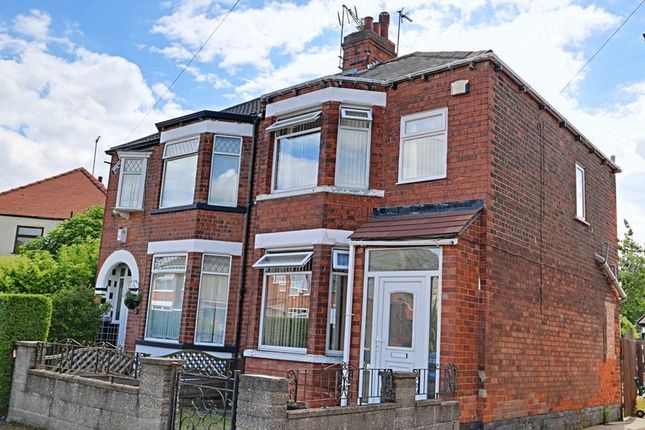 Thumbnail Semi-detached house for sale in Bethune Avenue, Hull