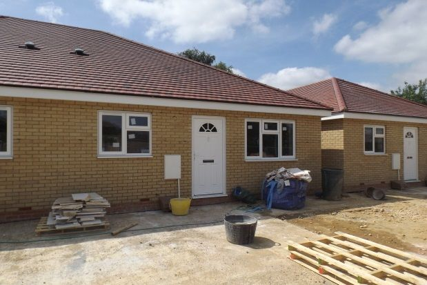 Thumbnail Bungalow to rent in Bakers Lane, Peterborough