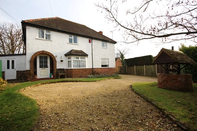 Thumbnail Detached house to rent in Hillend Road, Twyning, Tewkesbury