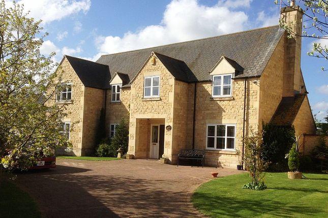 Thumbnail Detached house for sale in Alston Court, Langtoft, Market Deeping, Lincolnshire
