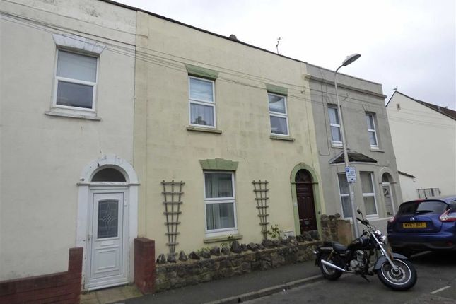 Thumbnail Terraced house to rent in Hopkins Street, Weston-Super-Mare