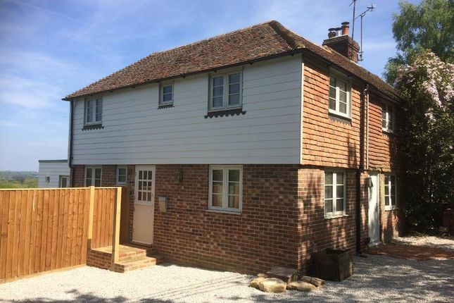 Thumbnail Semi-detached house to rent in Ginger Bread Lane, Hawkhurst, Kent