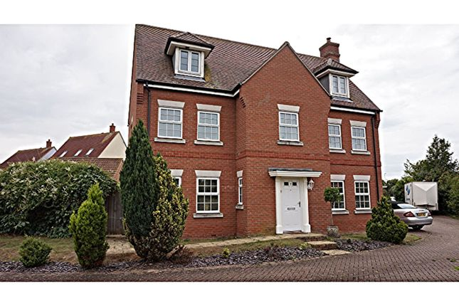 Thumbnail Detached house for sale in Gershwin Boulevard, Witham
