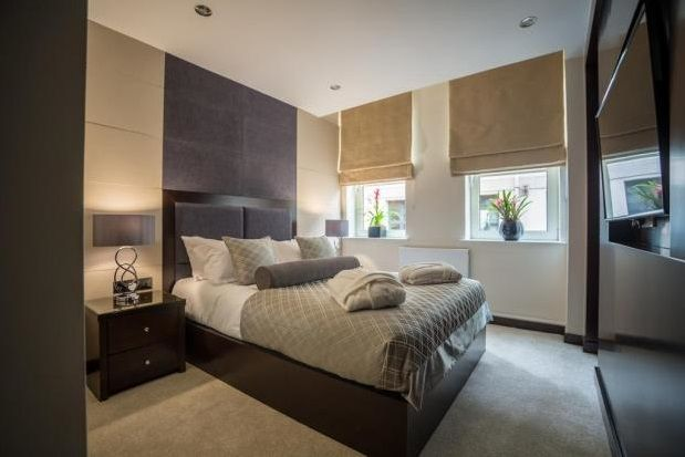 Thumbnail Flat to rent in Mansio Suites, Basinghall, 10 Butts Court, Leeds City Centre