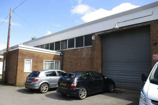 Thumbnail Industrial to let in Taverner Trading Estate, Caerleon