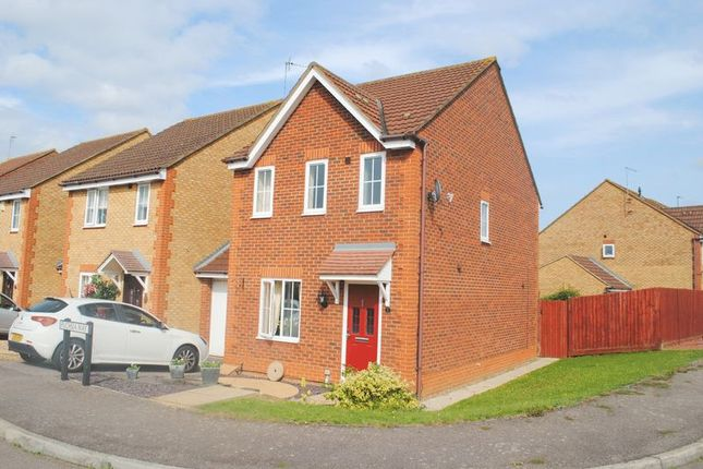 Thumbnail Detached house for sale in Fuchsia Way, Rushden