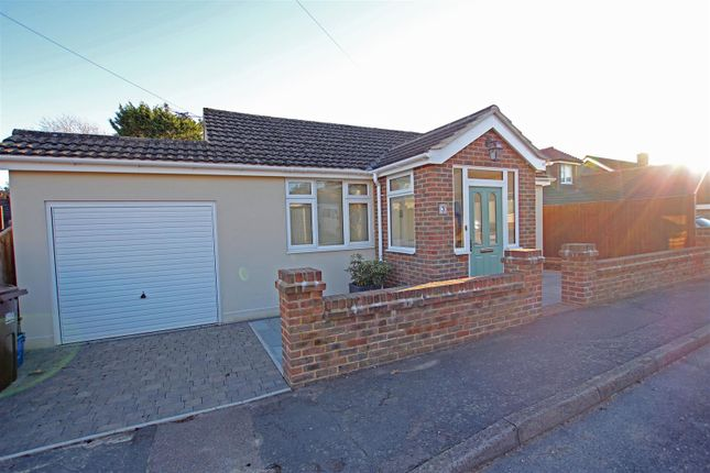 Thumbnail Detached bungalow for sale in Willow Drive, Polegate