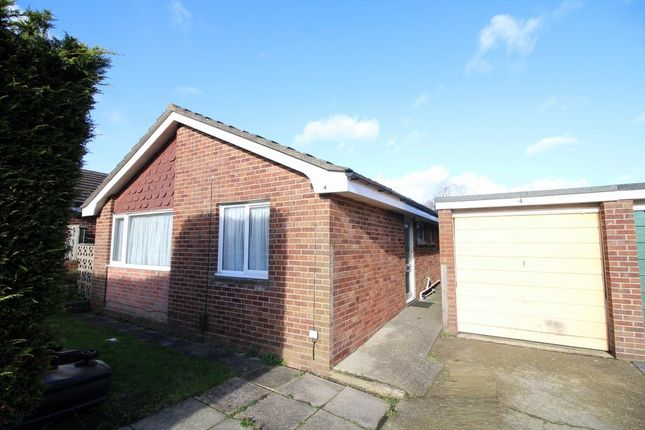 Thumbnail Detached bungalow for sale in Meadows Drive, Upton, Poole
