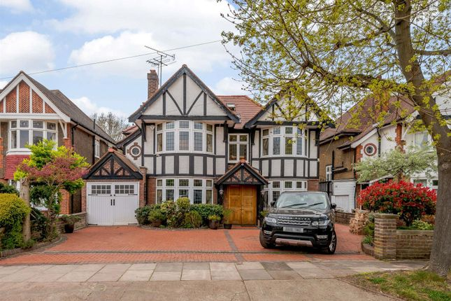 Thumbnail Detached house for sale in The Chine, Grange Park, London