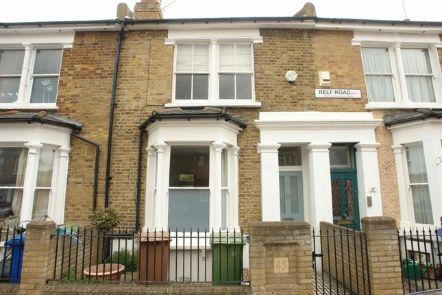Thumbnail Property to rent in Relf Road, Peckham Rye, London